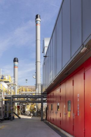 A CHP system makes you benefit from producing electricity and heat at the same time