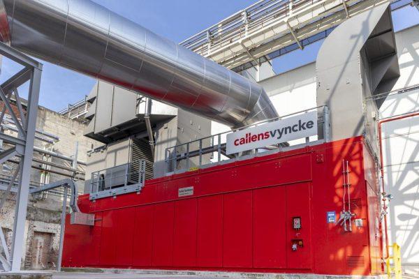CallensVyncke - Cargill Izegem 1