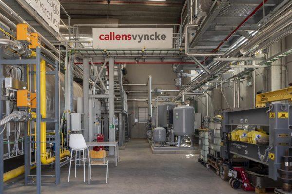 CallensVyncke cogeneration